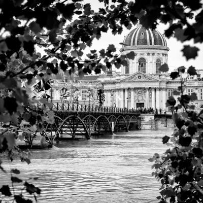 Paris sur Seine Collection - Pont des Arts and French Academy II by Philippe Hugonnard