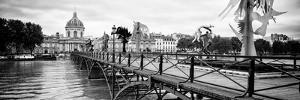 Paris sur Seine Collection - Pont des Arts II by Philippe Hugonnard