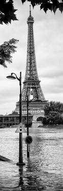 Paris sur Seine Collection - Traffic Light Panel II by Philippe Hugonnard