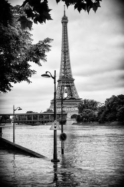 Paris sur Seine Collection - Traffic Light Panel by Philippe Hugonnard