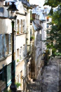 Parisian Street by Philippe Hugonnard