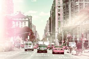 Pastel Series - New York City by Philippe Hugonnard