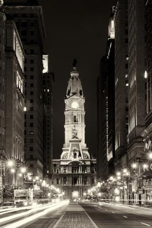 Philadelphia City by Philippe Hugonnard