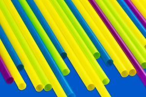 Pop Straws Collection - Colourful by Philippe Hugonnard