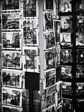 Poscards - Monmartre - Paris - France by Philippe Hugonnard