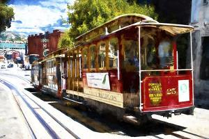 Powell and Market Cable Car by Philippe Hugonnard