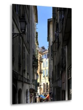 Provencal Street - French Streets - Nice - France by Philippe Hugonnard
