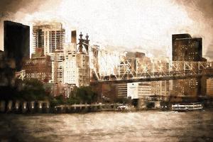 Queensboro Bridge by Philippe Hugonnard