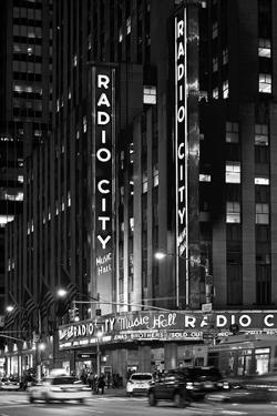 Radio City Music Hall - Manhattan - New York City - United States by Philippe Hugonnard