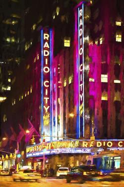 Radio City Music Hall by Philippe Hugonnard