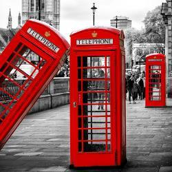 Affordable Phone Booths (Color Photography) Photos for sale