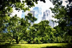 Relaxing day at Central Park by Philippe Hugonnard