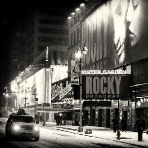 Rocky Broadway Musical by Philippe Hugonnard