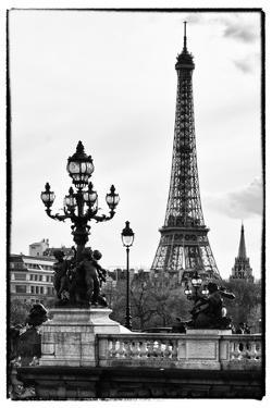 Romantic Eiffel Tower - Paris by Philippe Hugonnard
