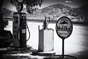 Route 66 - Gas Station - Arizona - United States by Philippe Hugonnard
