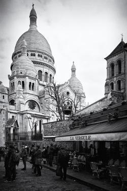 Sacre-C?ur Basilica - Montmartre - Paris - France by Philippe Hugonnard
