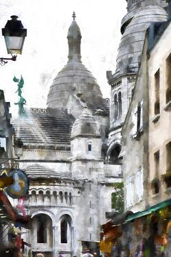 Sacre C?ur Montmartre by Philippe Hugonnard