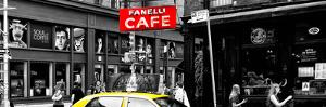 Safari CityPop Collection - Cafe in Soho by Philippe Hugonnard