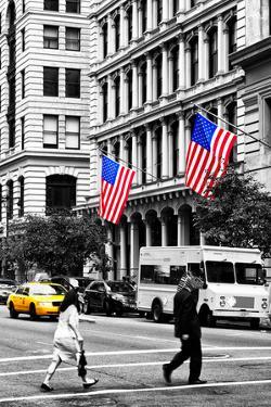 Safari CityPop Collection - Crossroad at Manhattan by Philippe Hugonnard