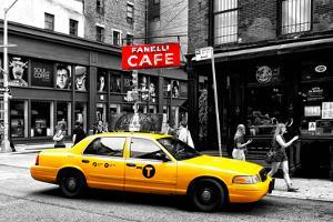 Safari CityPop Collection - New York Yellow Cab in Soho by Philippe Hugonnard
