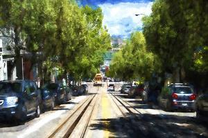 San Francisco Cable Car by Philippe Hugonnard