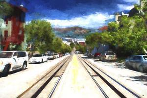 San Francisco Street II by Philippe Hugonnard