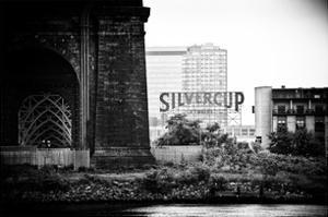 Silvercup Studios, Roosevelt Island for the Ed Koch Queensboro Bridge, Long Island City, New York by Philippe Hugonnard