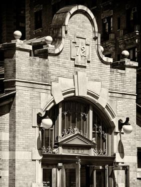 Station Entrance of 72nd Street, IRT Broadway Subway Station, Upper West Side, Manhattan, New York by Philippe Hugonnard
