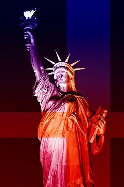 Statue of Liberty - Manhattan - New York City - United States by Philippe Hugonnard