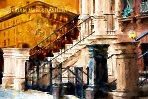 Street of Harlem by Philippe Hugonnard