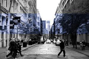 Street Scenes - Soho - Manhattan - New York - United States by Philippe Hugonnard