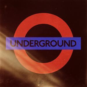 Subway and City Art - Underground London by Philippe Hugonnard