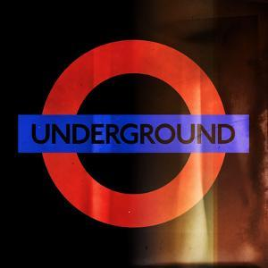 Subway and City Art - Underground London by Philippe Hugonnard