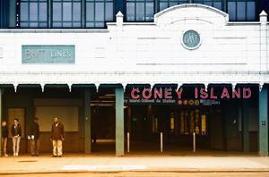 Subway Stations - Coney Island - New York - United States by Philippe Hugonnard