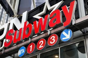 Subway Stations - Manhattan - New York City - United States by Philippe Hugonnard
