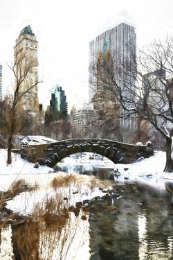 Sunday at Central Park by Philippe Hugonnard