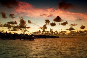 Sunrise to Key West - Florida by Philippe Hugonnard