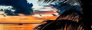 Sunset in Paradise - Florida by Philippe Hugonnard