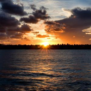 Sunset Key West - Florida by Philippe Hugonnard