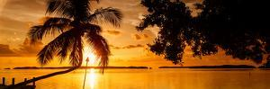 Sunset of Dreams - Florida by Philippe Hugonnard