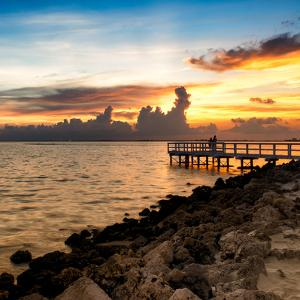 Sunset Sun Dream by Philippe Hugonnard