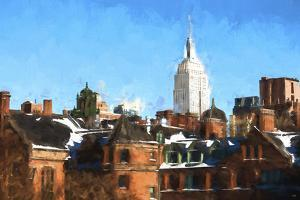 The Empire State Building II by Philippe Hugonnard