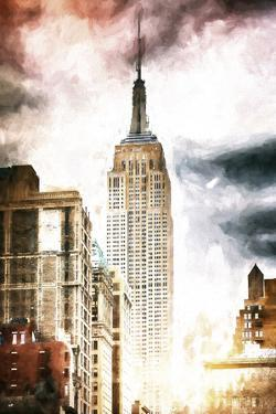 The Empire State Building by Philippe Hugonnard