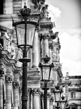 The Louvre Museum, Monuments of the Renaissance, Paris, France by Philippe Hugonnard