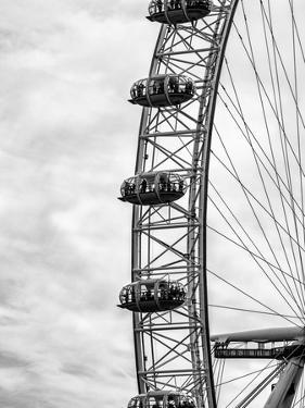 The Millennium Wheel / London Eye - City of London - UK - England - United Kingdom - Europe by Philippe Hugonnard