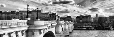 The Pont Neuf in Paris - France by Philippe Hugonnard