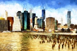 The Skyline II by Philippe Hugonnard