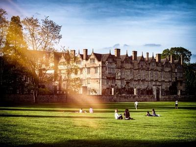 The University of Oxford - Architecture & Building - Oxford - UK - England - United Kingdom