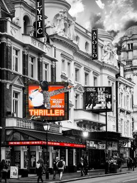 Thriller Live Lyric Theatre London - Celebration of Michael Jackson - Apollo Theatre - England by Philippe Hugonnard