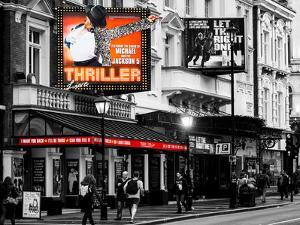 Thriller Live Lyric Theatre London - Celebration of Michael Jackson - Apollo Theatre - England by Philippe Hugonnard